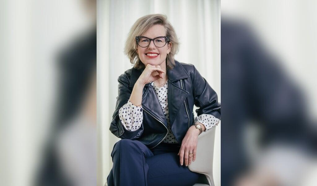 Elske Doets: 'Ik zeg altijd tegen mijn man: als jij doodgaat word ik non.'  (beeld Janetta Verheij)