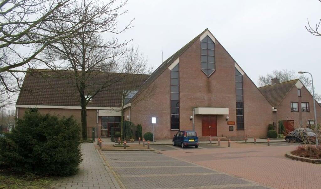 De Sionkerk op Urk.  (beeld reliwiki / Michiel van 't Einde)