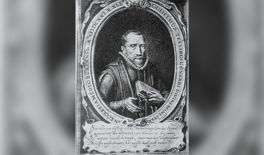 Willem Teellinck  (beeld wikipedia)
