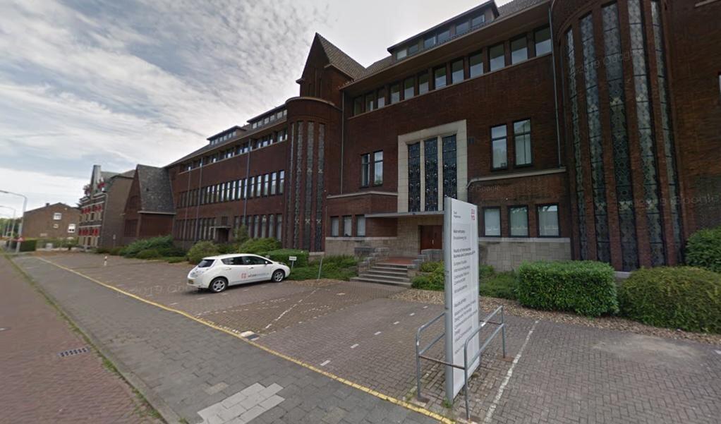 Zuyd Hogeschool, locatie Brusselseweg, Maastricht  (beeld google street view)