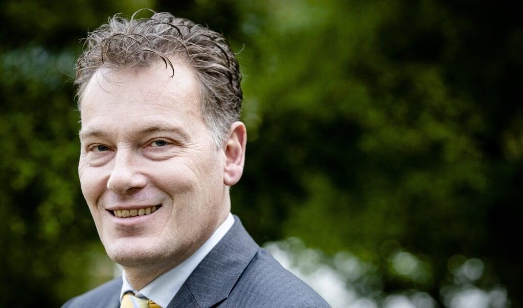 CPB-directeur Pieter Hasekamp: 'De economie moet zich aanpassen.'  (beeld anp / Sem van der Wal)