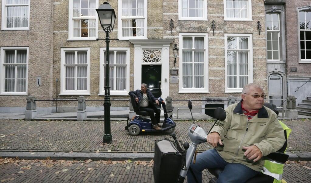 Huisvesting kost in Europa voor mensen met een handicap vaak meer.  (beeld anp / Joyce van Belkom)
