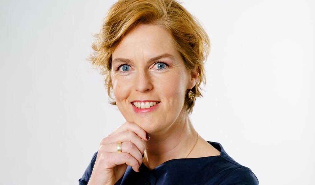 CDA-kandidaat-Kamerlid Hilde Palland uit Kampen is een van de negen kandidaten die als ze gekozen wordt in de Tweede Kamer wil opkomen voor Overijssel en Gelderland.   (beeld anp / Marco de Swart)