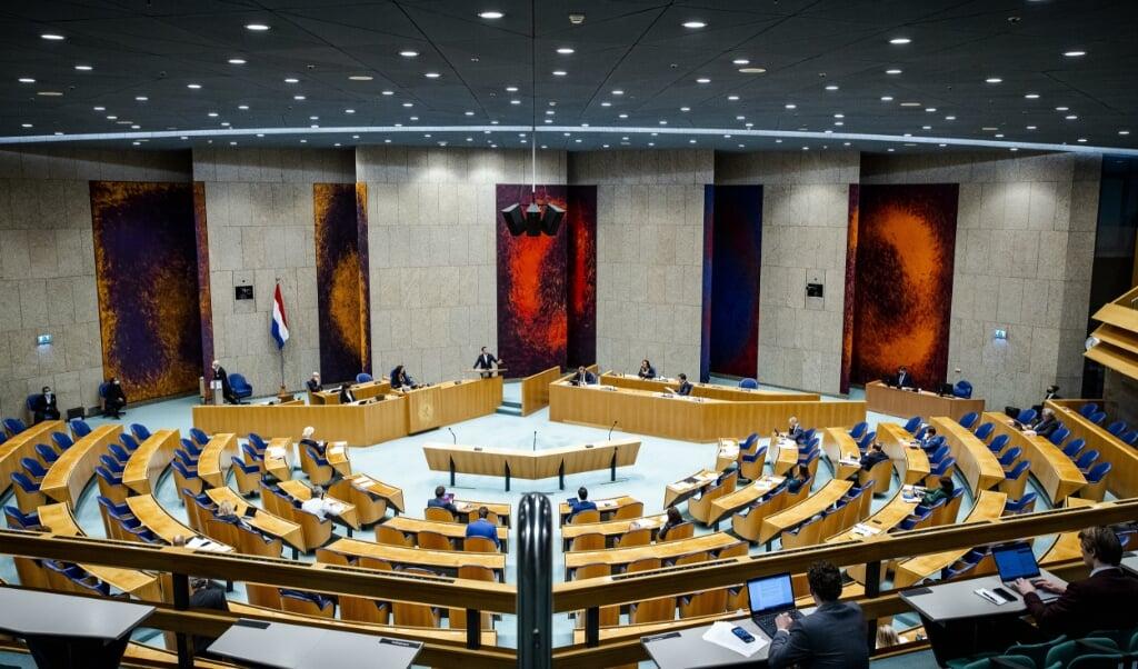 Hoe de verkiezingen voor de Tweede Kamer ook uitpakken, zeker is dat weer een groot deel van de huidige Tweede Kamer wordt vervangen door nieuwe gezichten.   (beeld anp / Sem van der Wal)