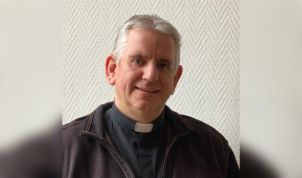 Rector Patrick Kuipers van het Ariënsinstituut te Utrecht.  (beeld Facebook)