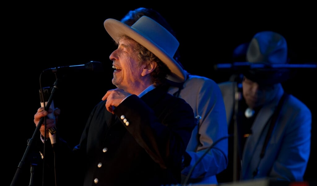 Bob Dylan in 2013.  (beeld afp / Ben Stansall)