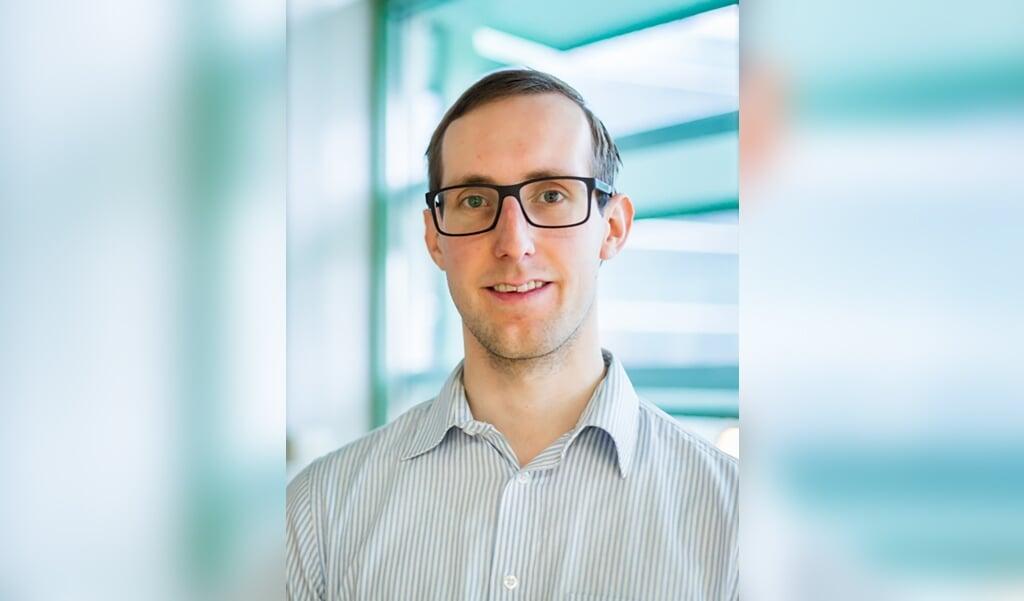 Wessel Ganzevoort: 'De band met de natuur van vrijwilligers ontstaat door natuurervaringen in hun jeugd.'  (beeld radboud universiteit)