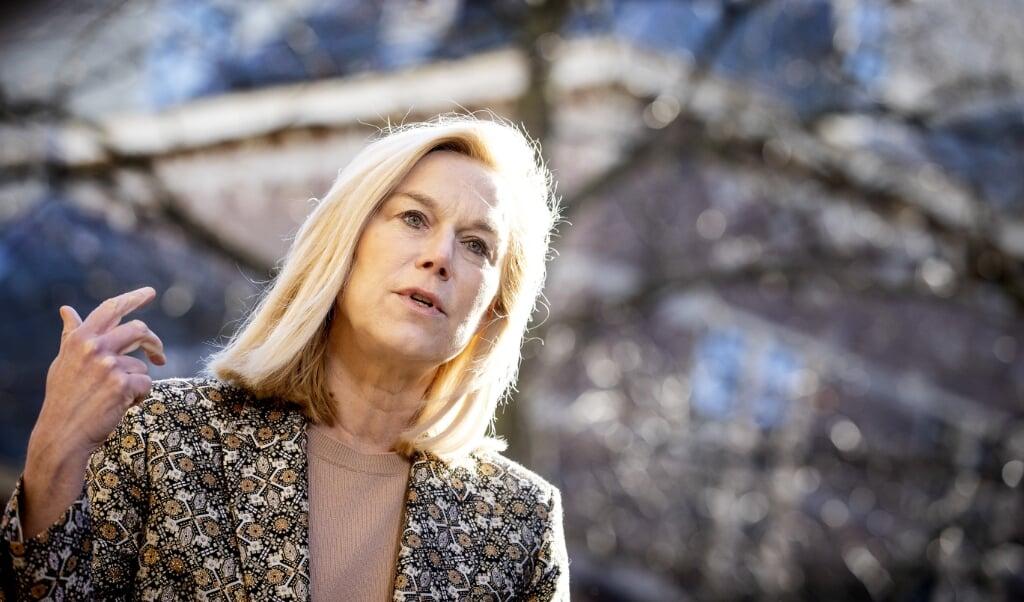 Sigrid Kaag  (beeld anp / Koen van Weel)