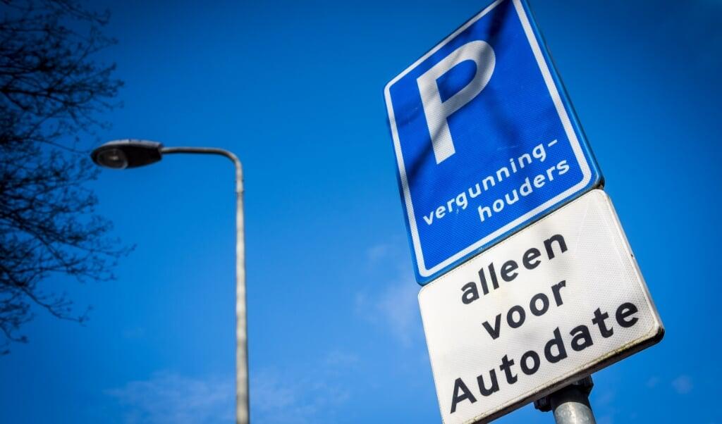 Overheid, geef autodelen een duwtje  (beeld anp / Xtra Lex van Lieshout)