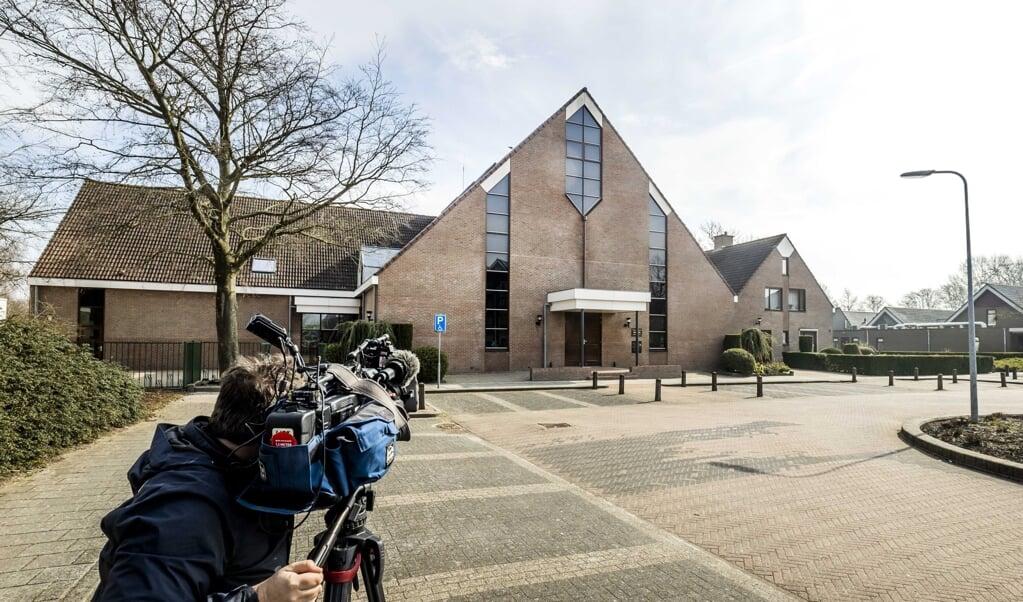 Sionkerk op Urk  (beeld Epa/anp)