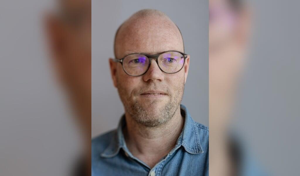 Toine Heijmans, reiziger, journalist, auteur.  (beeld Peter Boer)
