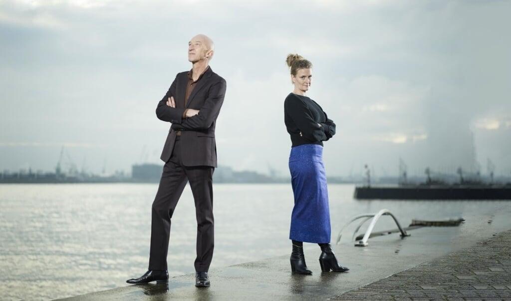 Wilfried de Jong en Ruth Joos.  (beeld vpro)