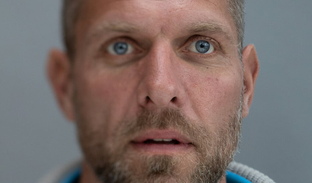 Mark Slats  (beeld Peter Boer)