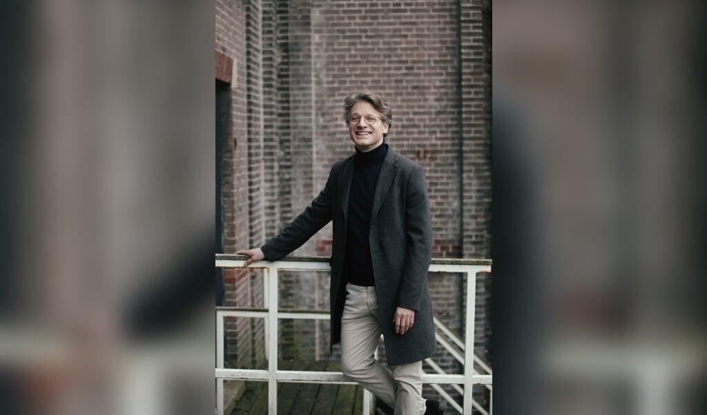 Sebastien Valkenberg  (beeld Janetta Verheij)