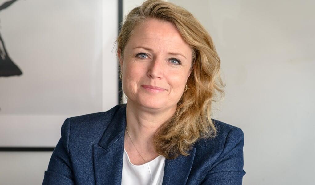 Anja Schreijer  (beeld Hans-Lukas Zuurman)