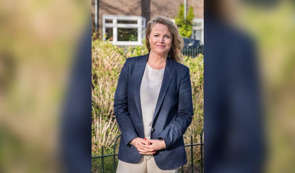 Anja Schreijer voelt 'een morele plicht om iets voor de samenleving te betekenen'.  (beeld Hans-Lukas Zuurman)