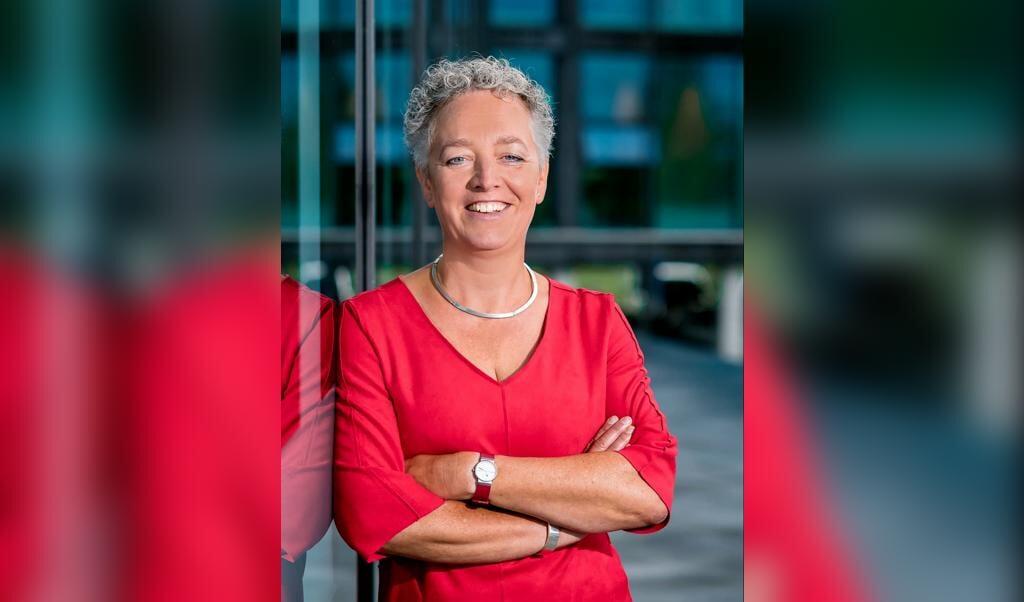 Ankie van Tatenhove wordt de nieuwe voorzitter van de ChristenUnie.  (beeld gemeente Lansingerland)