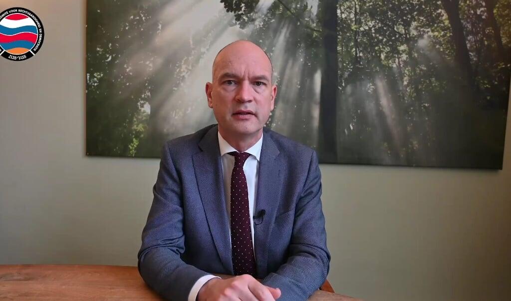 ChristenUnie-fractievoorzitter Gert-Jan Segers  (beeld nd)