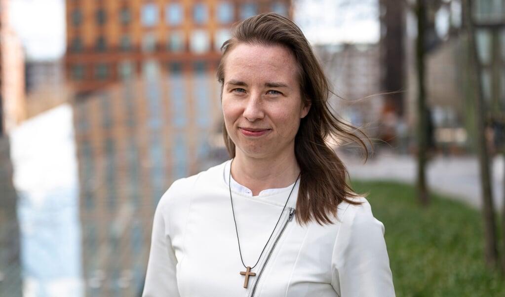 Isabella Wijnberg  (beeld Martin Waalboer)