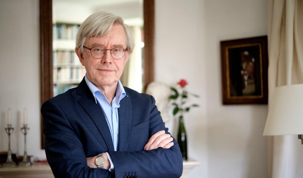 Filosoof Paul van Tongeren.  (beeld Dick Vos)
