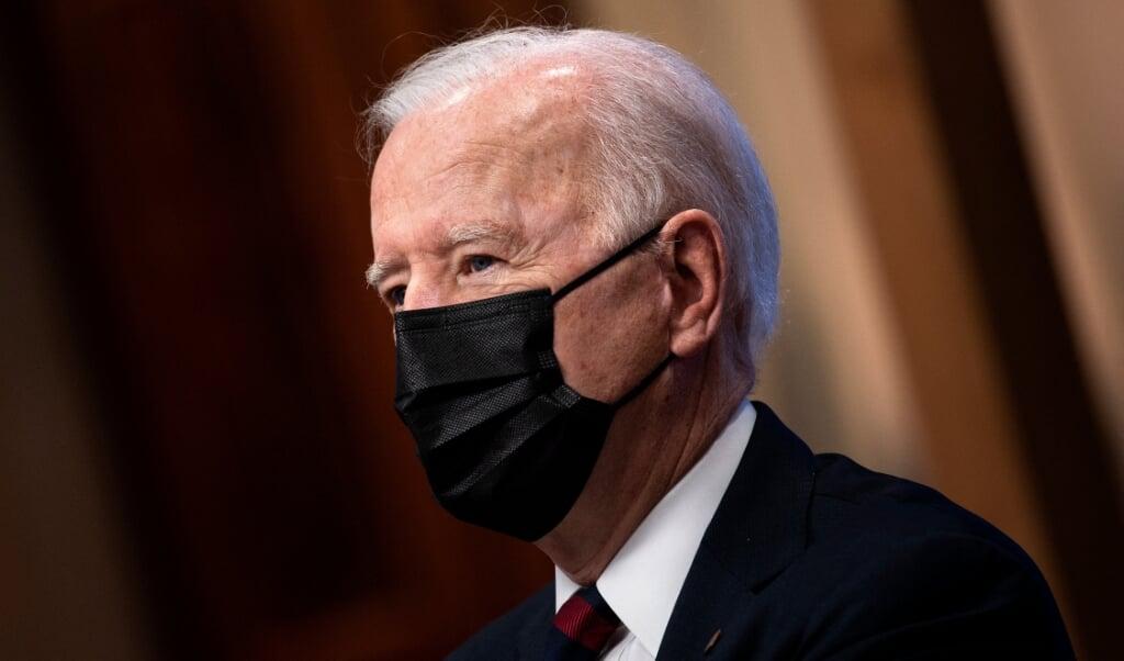 Joe Biden  (beeld afp / Brendan Smialowski)