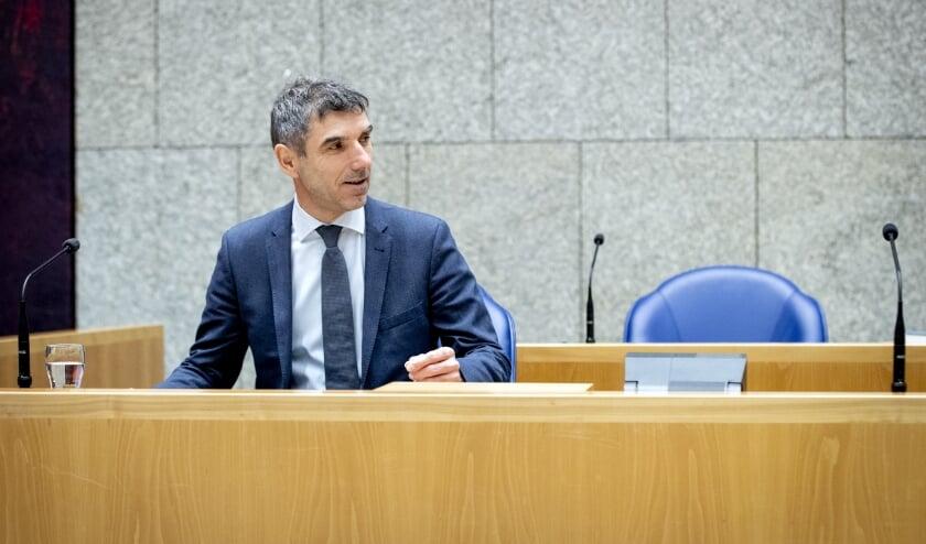 Paul Blokhuis   (beeld anp / Sem van der Wal)