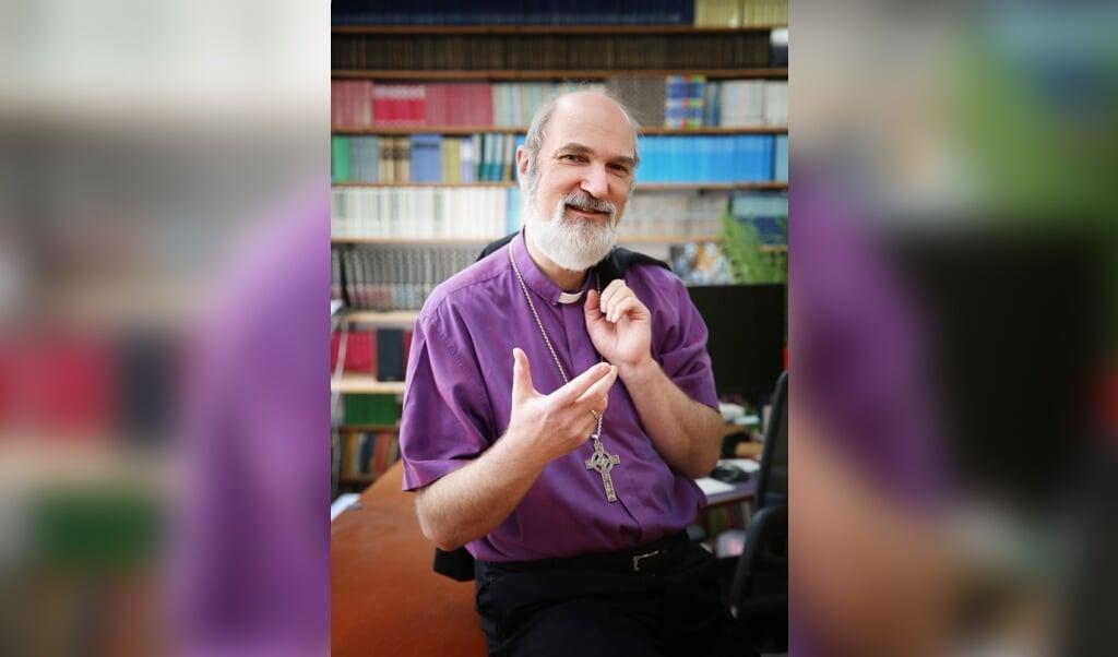 Thomas Schirrmacher, Duits evangelicaal theoloog, algemeen-secretaris van de WEA, mensenrechtenexpert  (beeld Silvia Reimann)