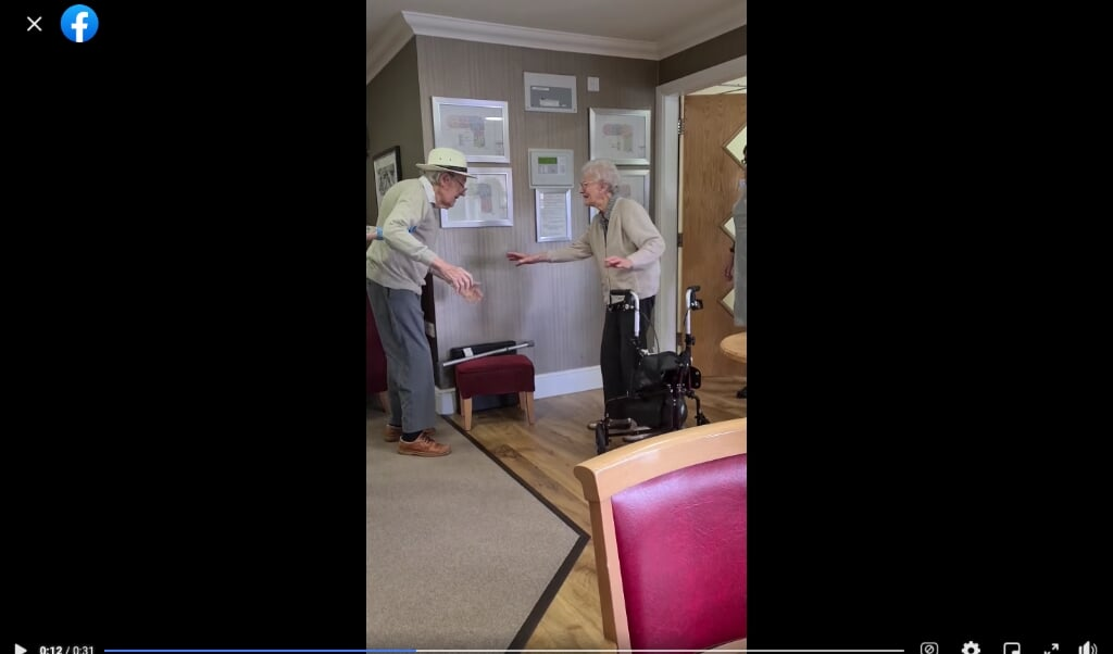 beeld facebook / baily house care home