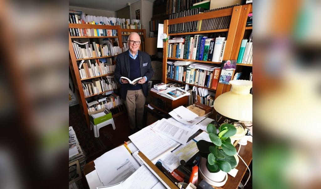 Hans Koopman  (beeld Dick Vos)