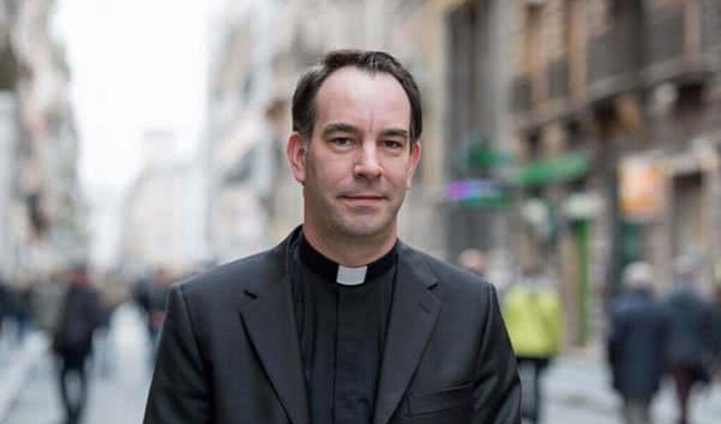 Martijn Pouw  (beeld Opus Dei)
