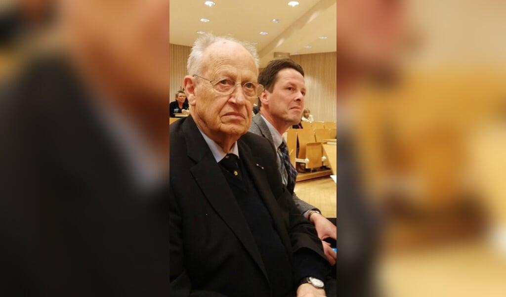 Vincent Brümmer in 2015  (beeld nd)