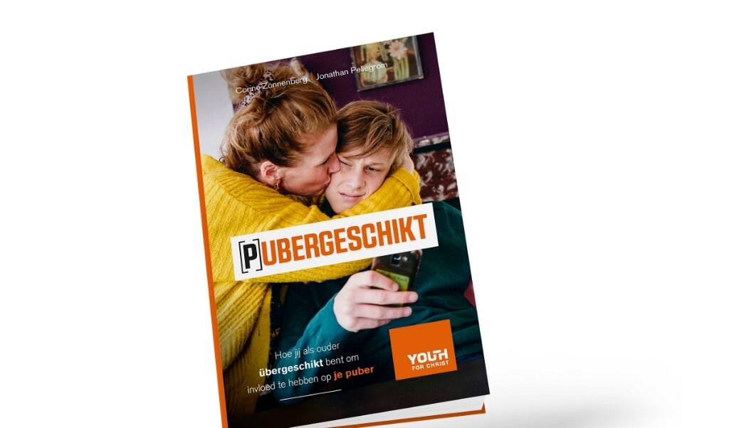 Schrijvers Corine Zonnenberg en Jonathan Pellegrom werken allebei bij Youth for Christ.  (beeld Youth for Christ)
