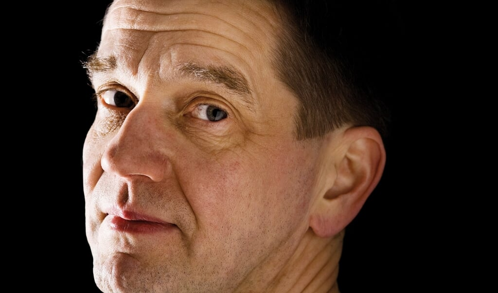 Auteur Olli Jalonen  (beeld Katja Lösönen)