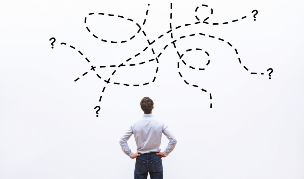 Volgens de onderzoekers zijn mensen er niet op gericht om dingen te vereenvoudigen.  (beeld istock)