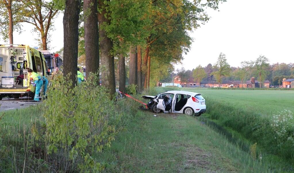 In Nederland kwamen vorig jaar 610 mensen om het leven in het verkeer.   (beeld anp / ginopress)