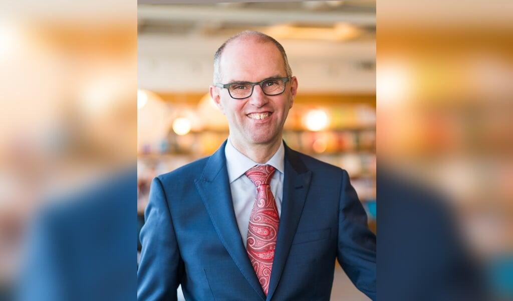 Nieuwe rector van de PThU Maarten Wisse  (beeld Mike van Bemmelen)