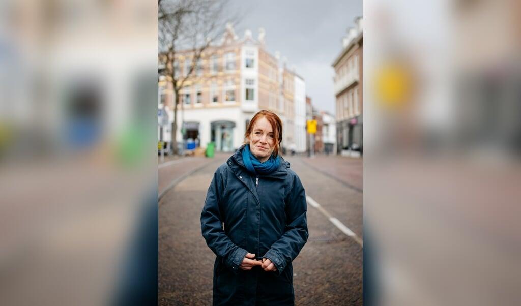 Bernadette van Dijk, stadspastor in Amersfoort  (beeld Leonard Walpot)