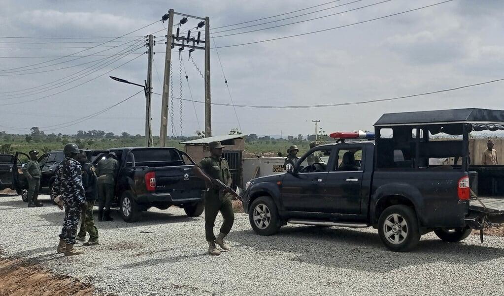 In de Nigeriaanse deelstaat Kaduna neemt het geweld tegen christenen toe.  (beeld afp)