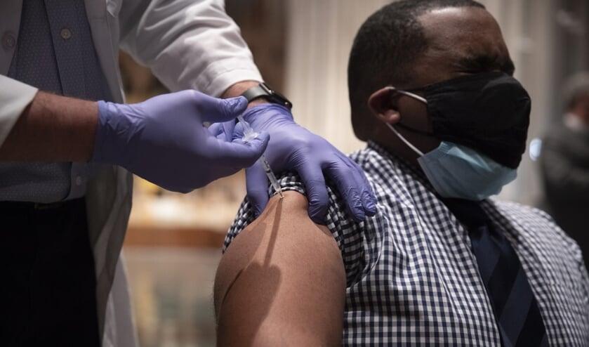 Zwarte Amerikaanse kerken in Verenigde Staten stimuleren vaccinatie