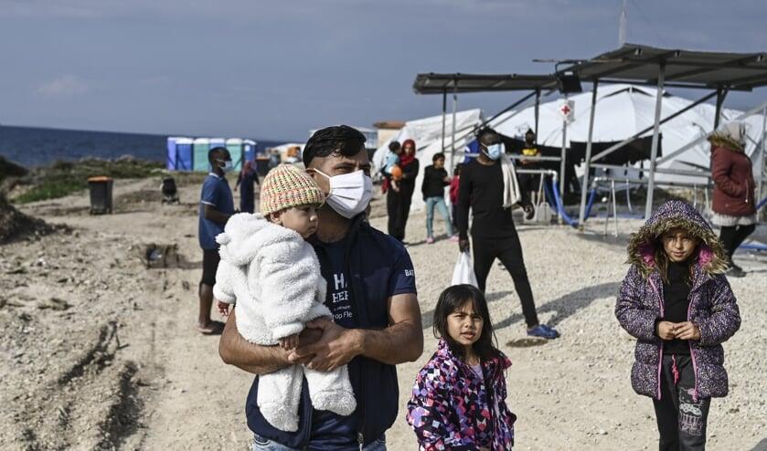 Lesbos sluit enige veilige haven voor vluchtelingen. 'Dat nu juist dit kamp wordt gesloten, is absurd'
