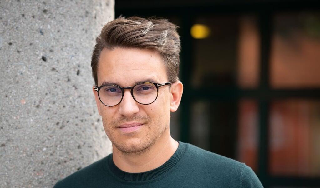 Erik Gyll: 'Wij moeten mensen vrijheid geven.'  (beeld Gustaf Hellsing)