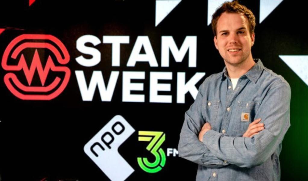 Radiozender 3FM staat de hele week in het teken van stamceldonaties.  (beeld 3FM)