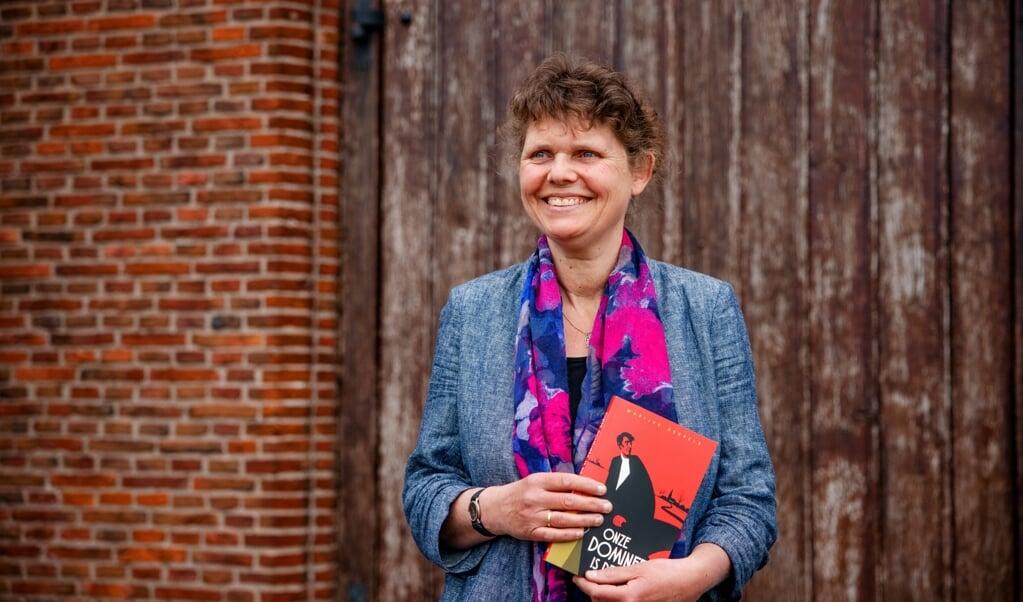 Marijke Gehrels  (beeld Leonard Walpot)