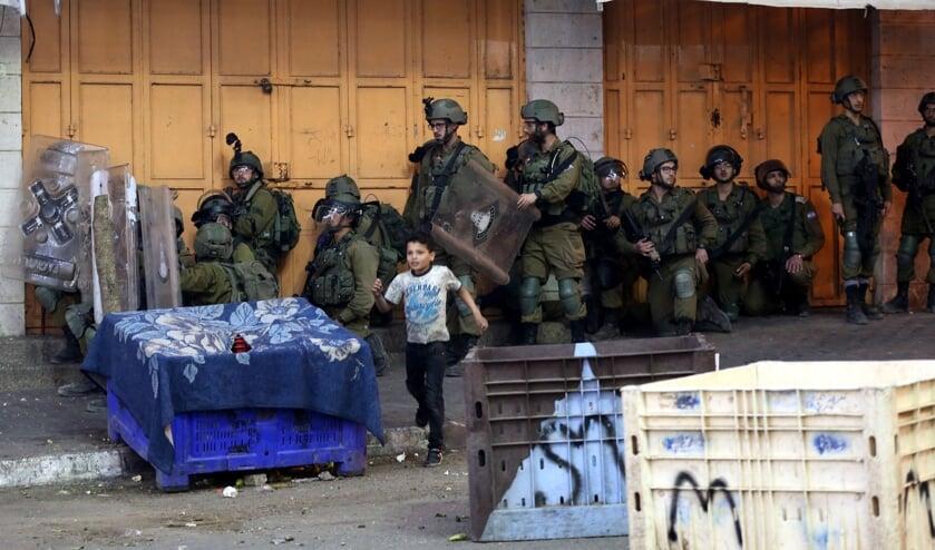 Kerk moet excuses aan Palestijnen maken, vindt een groep predikanten van de Protestantse Kerk