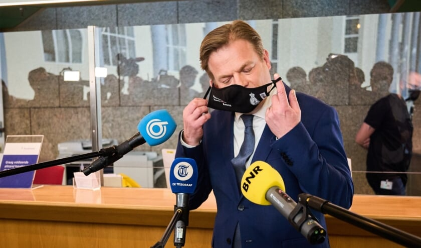 Pieter Omtzigt laat het CDA in verslagenheid achter. 'Hij is altijd mijn voorbeeld geweest'