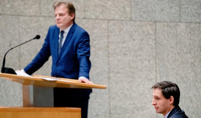 CDA-partijvoorzitter: 'Gelekt document met CDA-kritiek kwam uit kring van Pieter Omtzigt'