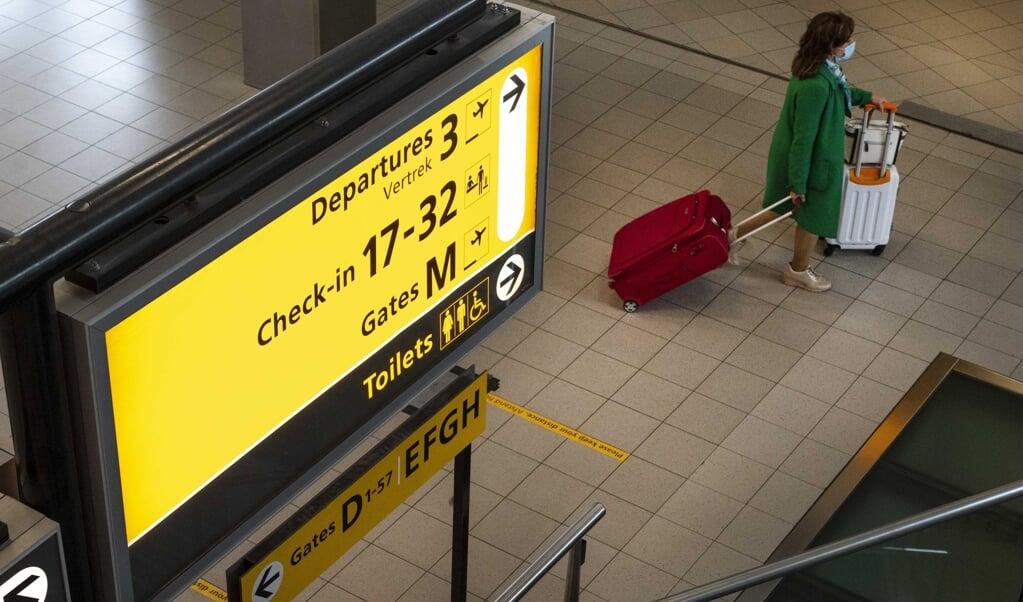 De CoronaCheck moet reizen vergemakkelijken.  (beeld epa / Evert Elzinga)