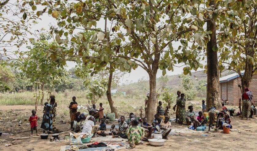 Russische huurlingen begaan oorlogsmisdaden in de Centraal Afrikaanse Republiek en 'jagen op burgers als op beesten'.