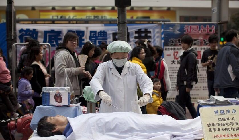 VN-experts zien 'geloofwaardige berichten' over orgaanroof bij gevangenen in China