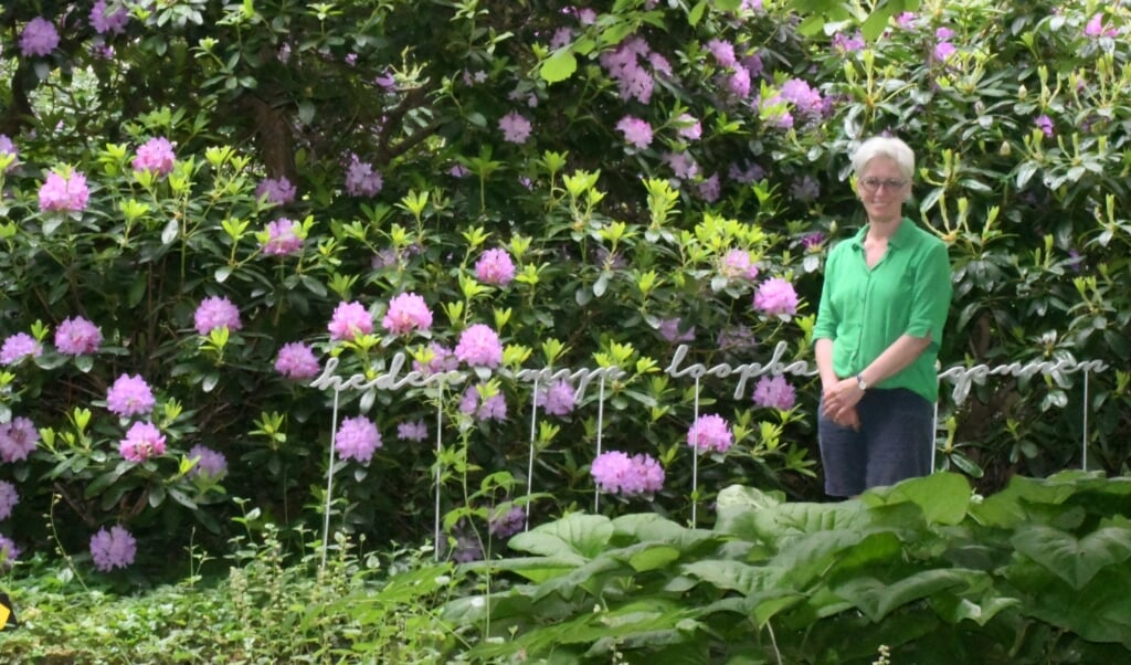Volgens Bruins Slot zijn de tuinen 'uniek in Europa en daarom cultuurhistorisch van onschatbare waarde'.  (beeld Theo Haerkens)